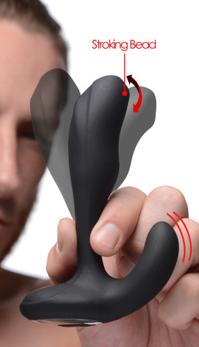 Pro-Bend Bendable Prostate Vibrator (AG252)