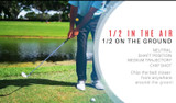 Perfect Your Medium Chipping Trajectory with The Total Golf Trainer V1