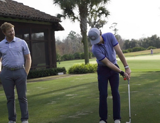 Master the 50 yard wedge shot - Total Golf Trainer Review
