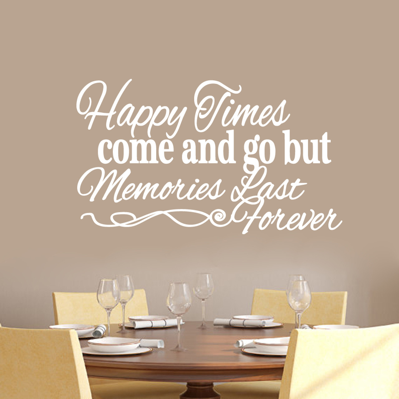 """BLESSED HOME HAPPINESS Wall Art Decal Bedroom Home  36/"""""""