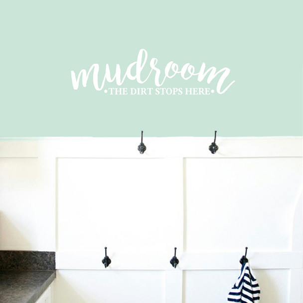 mud room wall decals home décor wall decals