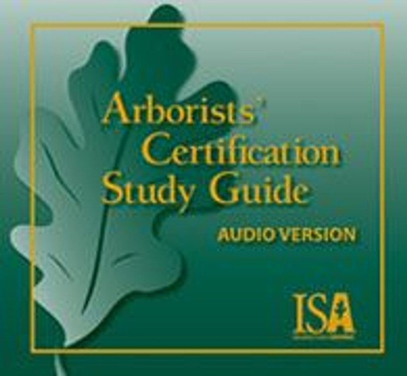 ISA Arboristsft Certification Study Guide CD