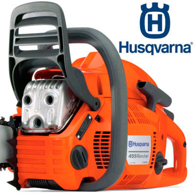Husqvarna 455 Rancher Chainsaw 56cc with 20in Bar