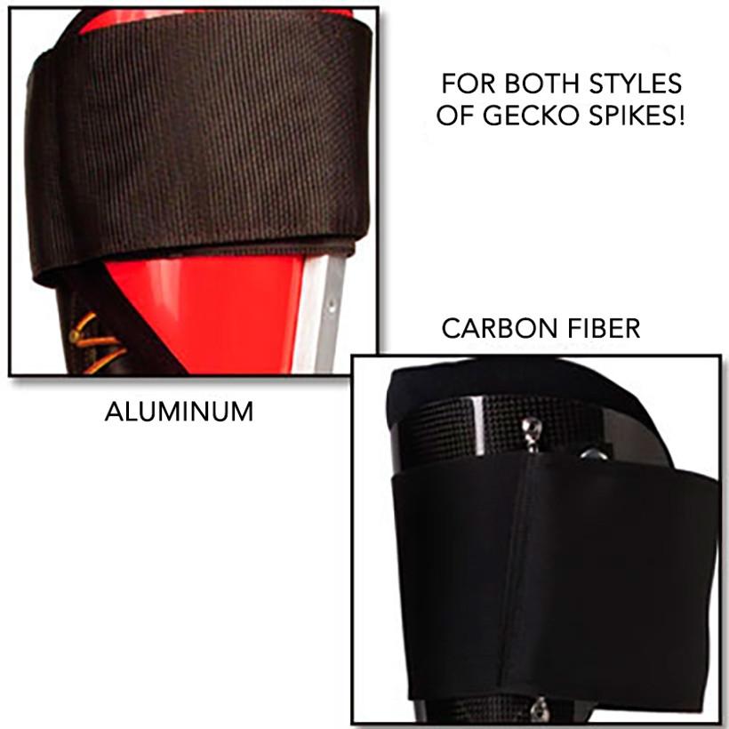 Gecko Upper Velcro Straps Pair