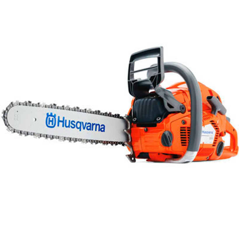 Husqvarna 555 Auto Tune 59.8cc Chainsaw with 18in Bar