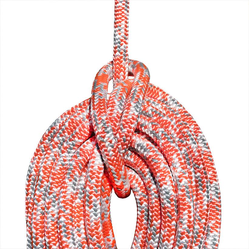 Teufelberger Pink Tachyon Ash 11.5mm Climbing Rope