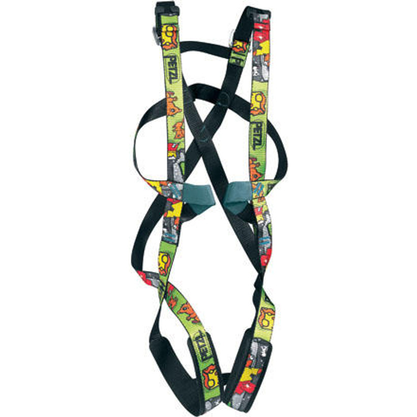 Petzl OUSTITI Full Body Children's Harness Original Version