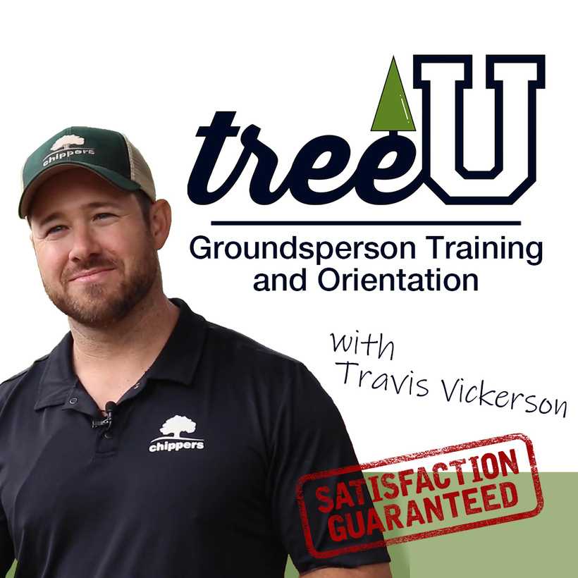TreeU Groundsperson Training and Orientation