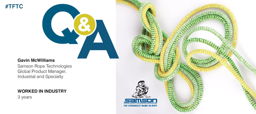 <span>Brand Spotlight</span> Samson Rope