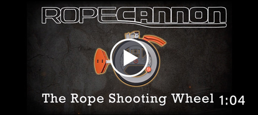 Rope Cannon