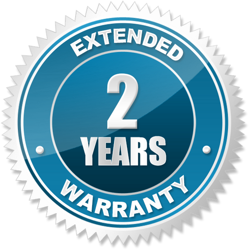 Two Years of Extended Warranty