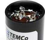 161-193 MFD uF Electric Motor Start Capacitor 110-125V - 125 volt