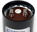 216-259 MFD uF Electric Motor Start Capacitor 220-250V - 250 volt