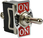 Heavy Duty 20A 125V ON-OFF-ON SPDT 3 Terminal Toggle Switch