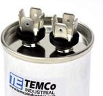 AC Electric Motor Run Capacitor RC0008 - 15 uf (mfd) 370 VAC Round HVAC
