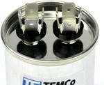 AC Electric Motor Run Capacitor RC0096 - 100 uf (mfd) 440 VAC Round HVAC