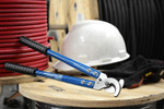 """TEMCo TH0001 12"""" 4/0 AWG ELECTRICAL WIRE & CABLE CUTTER"""
