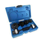 """TH0397 – Manual Knockout Punch Driver Kit for ½ inch to 1-1/4"""" inch Electrical Conduit Hole Sizes (1/2""""- 1-1/4"""" Conduit size)"""