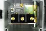 Heavy Duty Foot Switch CN0003 - Cast Aluminum Foot Switch