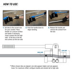 How to Use Your Offset Bender