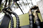 """1-1/8"""" Hydraulic Hose Spiral Wrap 10 ft Wire Protector Cover Guard Cable Organizer"""