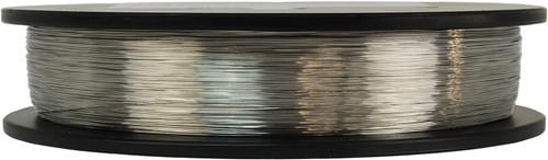 Pure Nickel Wire 26 AWG RW0374 - 25 Ft 0.3 oz Nickel 200 Ni200 Non-Resistance