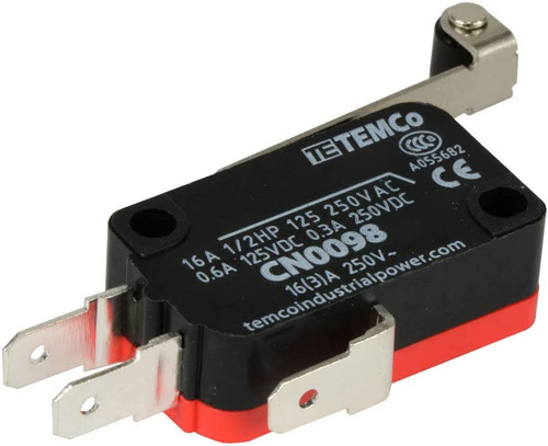 Long Roller Lever Arm Micro Limit Switch