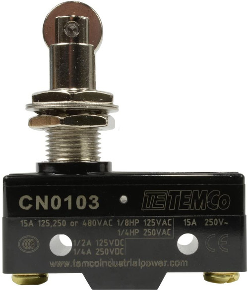 Roller Plunger Heavy Duty Micro Limit Switch