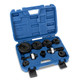 "TH0390 – Manual Knockout Punch Driver Kit for ½ inch to 2 inch Electrical Conduit Hole Sizes (1/2""-2"" Conduit Size)"
