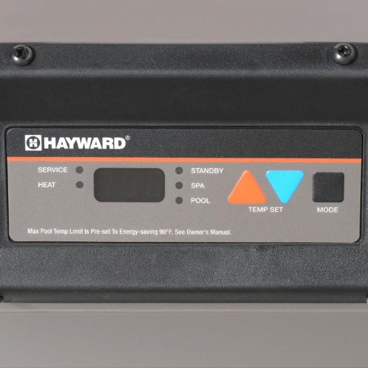 Hayward H150FDN Universal H-Series, Low NOx, 150,000 BTU, Natural Gas, on