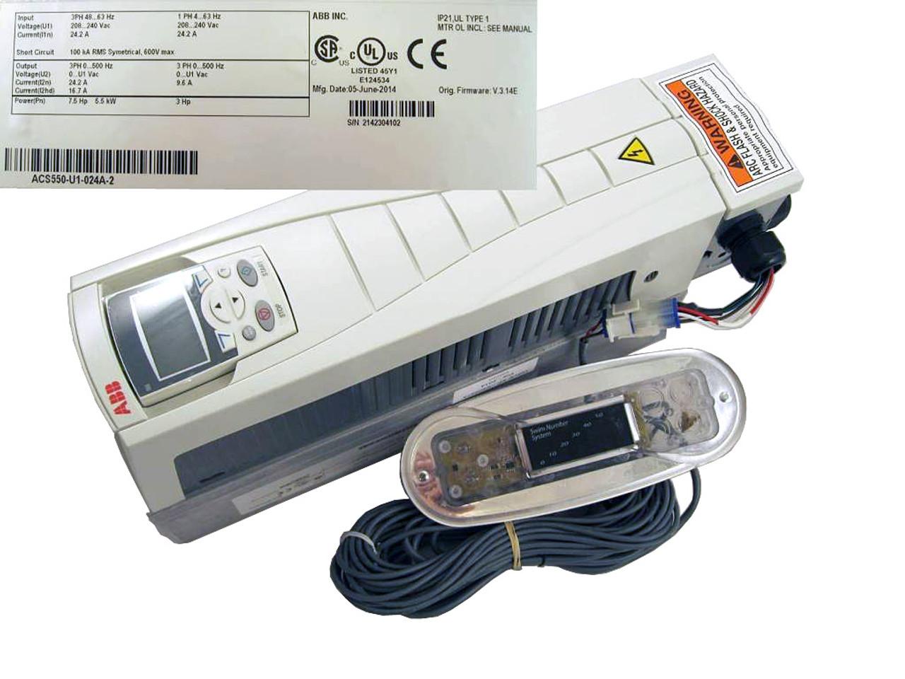 Master Spa Y940444 Wave Xp Propulsion Control System