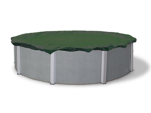 18' - Round - 12 Year - Poly Pool Cover