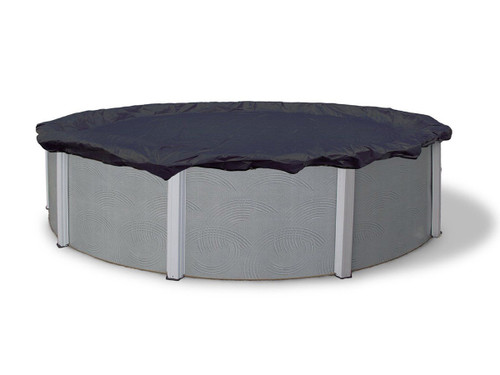 24' - Round - 8 Year - Poly Pool Cover
