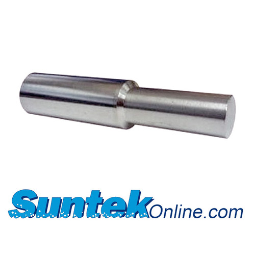 Loop-Loc Aluminum Tamp Tool for installing Brass Anchors