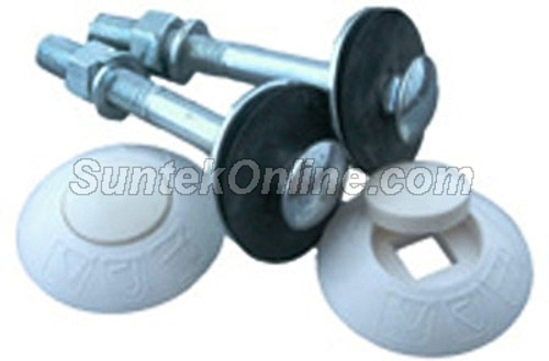 Diving Board Replacement Hardware Nut & Bolt Hardware Kit