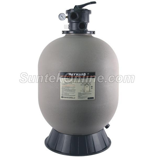 Hayward - S166T Pro Series 16-Inch Top-Mount Pool Sand Filter