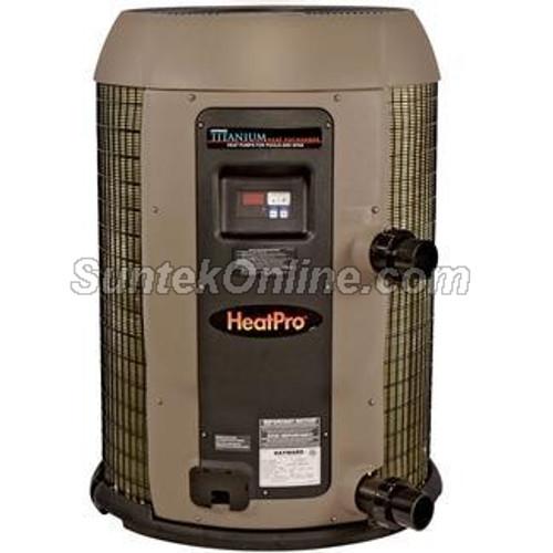 Hayward HP50TA Titanium HeatPro 50,000 BTU 230V In-Ground Pool & Spa Heat Pump