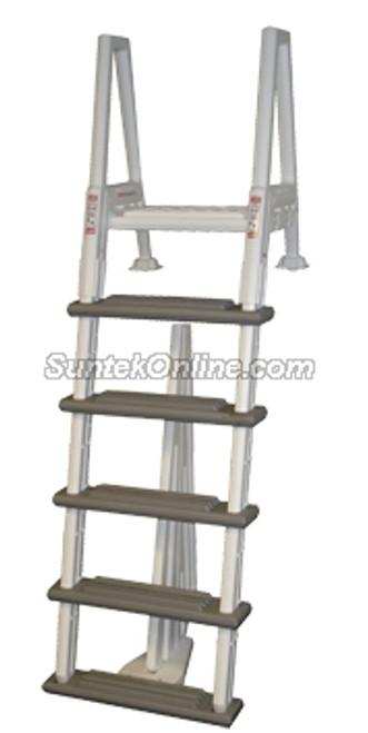Confer 6000B Evolution A-Frame Inpool Ladder