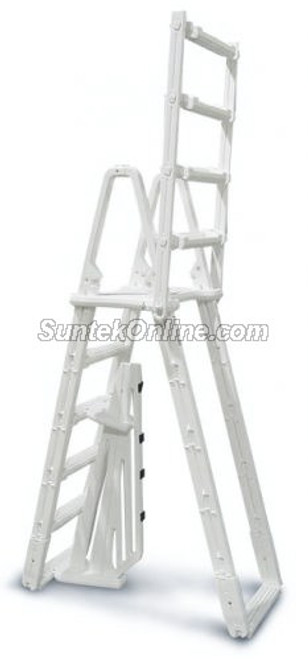 Confer Plastics 7100B Above Ground A-Frame Pool Ladder