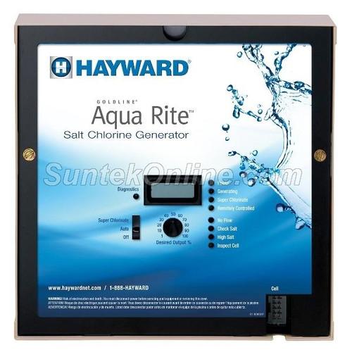 Hayward Goldline Aqua Rite Salt Chlorine Generator Control Box