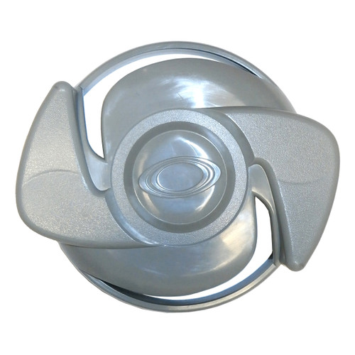 Master Spa - X232588 - 2 inch Diverter Handle Starting (2008 to 2009) - Top View