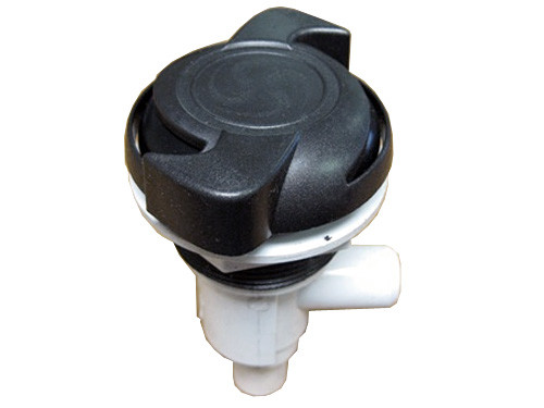 Master Spa - X245390 - DSG .75 inch Master Whirl Diverter (Starting 2010) - Side View