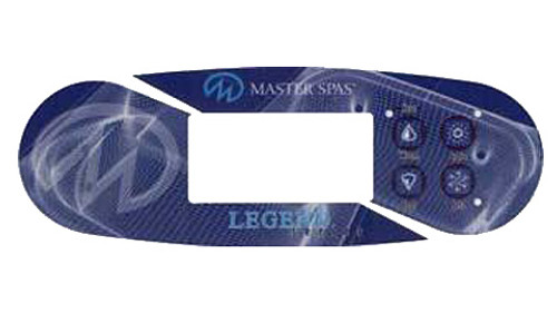 Master Spa - X509021 - LSI Overlay Set - Front View