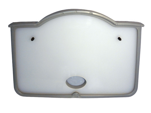 Master Spa - X540714 - Filter Lid - Legend Series Pillow Filter Lid - Rear View