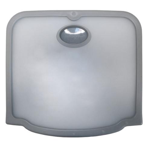 Master Spa - X540717 - Filter Lid - LSI / LSX 557 Pillow Filter Lid (X540717)- Back View