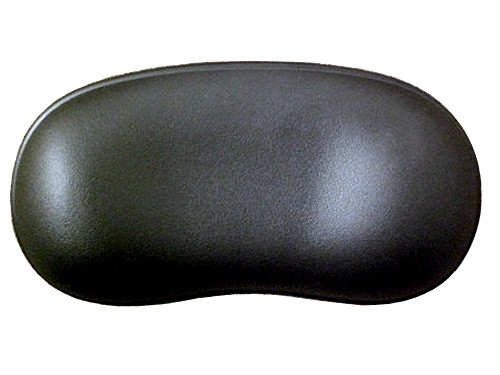 Master Spa - X540719 - Spa Pillow - Black Lounge Pillow for Down East series models 2008 to 2009 - Front View
