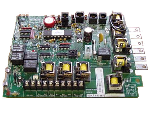 Master Spa - X801030 - Balboa Equipment MAS550 PC Circuit Board - Front View