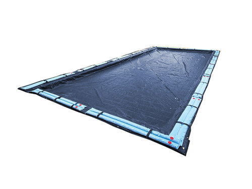 16' x 24' - Rectangle - 8 Year - Poly Pool Cover