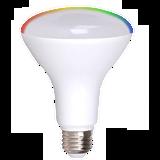 Smart LED 8 Watt Flood BR30 (65W eqv) 2700K-5000K