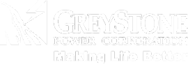 greystone logo white